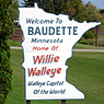 Welcome to Baudette